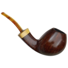 Tonni Nielsen Smooth Bent Brandy with Boxwood