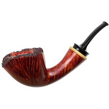 Todd Johnson Smooth Bent Dublin with Boxwood (Phalanx-Q)