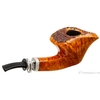 Neerup P. Jeppesen Handmade Smooth Bent Dublin with Silver (9)