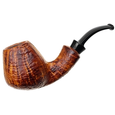 Neerup Basic Sandblasted Bent Brandy