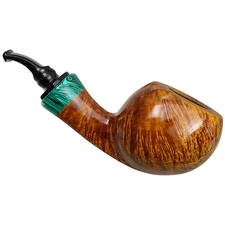 Neerup P. Jeppesen Handmade High Grade Smooth Bent Egg (8)