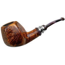 Neerup Classic Smooth Paneled Bent Brandy (3)
