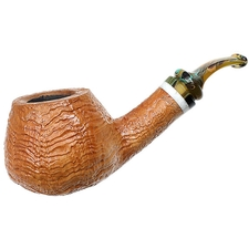 Neerup P. Jeppesen Handmade Ida Easy Cut Sandblasted Bent Apple (3)