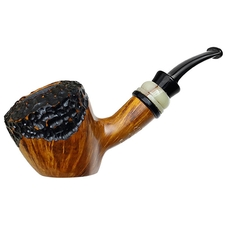 Neerup Classic Partially Rusticated Bent Dublin Sitter (2)