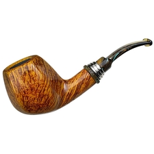 Neerup Classic Smooth Paneled Bent Brandy (4)