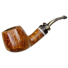 Neerup P. Jeppesen Handmade Ida Easy Cut Smooth Bent Billiard (4)
