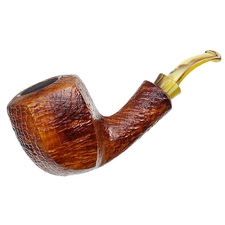 Neerup Basic Sandblasted Paneled Bent Billiard (2)