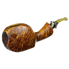 Neerup P. Jeppesen Handmade Ida Easy Cut Smooth Freehand Blowfish (5)