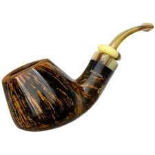Neerup P. Jeppesen Handmade Ida Easy Cut Smooth Bent Brandy (3)