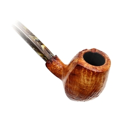 Neerup Basic Sandblasted Freehand Churchwarden (2)