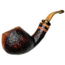 Neerup P. Jeppesen Handmade Ida Easy Cut Sandblasted Bent Apple (2)