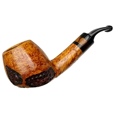Neerup P. Jeppesen Handmade Ida Easy Cut Partially Rusticated Bent Brandy (2)