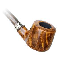 Neerup Classic Smooth Bent Pot Churchwarden (2)