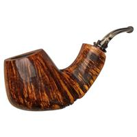Neerup P. Jeppesen Handmade Ida Easy Cut Smooth Bent Billiard (4) (Noah)