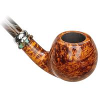 Neerup Classic Smooth Bent Apple Churchwarden (4)