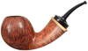 Lars Ivarsson Smooth Bent Apple with Boxwood (4011)