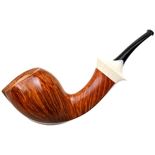 Kent Rasmussen Smooth Bent Egg (Three Star)