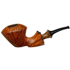 Kent Rasmussen Smooth Bent Dublin with Mazur Birch