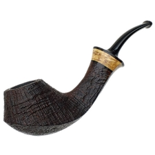 Kent Rasmussen Sandblasted Volcano with Mazur Birch