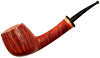 Peter Matzhold Smooth Bent Billiard with Boxwood (E)