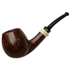 Kurt Balleby Smooth Bent Brandy with Mammoth