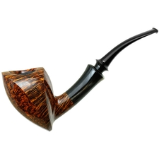 Tom Eltang Smooth Elephant's Foot with Horn (Snail)