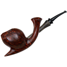 Tom Eltang Smooth Snail with Horn (with Tamper and Stand) (Snail)