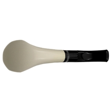 IMP Meerschaum Smooth Paneled Volcano (with Case)