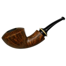 Ichi Kitahara Smooth Bent Dublin with Boxwood