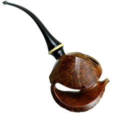Alex Florov Smooth Tadpole with Boxwood (Slonim)