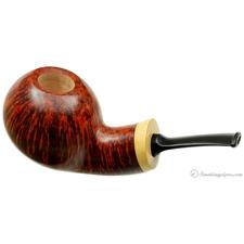 Gregor Lobnik Smooth Bent Apple with Boxwood