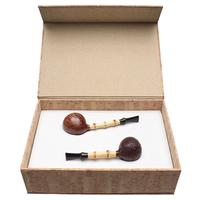 Nanna Ivarsson Two Pipe Set with Bamboo (0121)