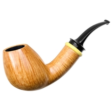 Peter Heding Smooth Virgin Bent Brandy with Boxwood (Gold)