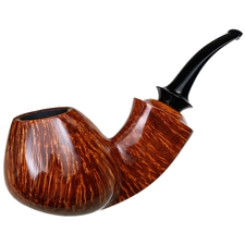 Peter Heding Smooth Bent Brandy (Diamond)