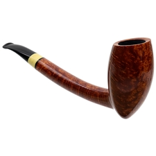 Peter Heding Smooth Long Shanked Bent Egg with Boxwood