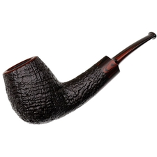 Jess Chonowitsch Sandblasted Bent Billiard