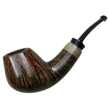 J. Alan Smooth Swan with Horn (1201)