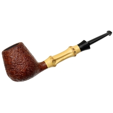 J. Alan Sandblasted Brandy with Bamboo (1520)
