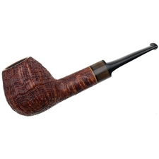 Brad Pohlmann Sandblasted Apple with Horn