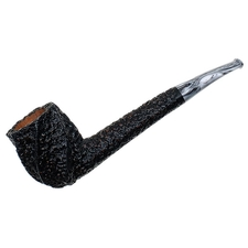 Castello Sea Rock Briar Bent Billiard (KKK)