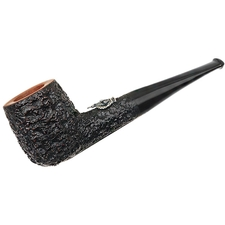 Castello Sea Rock Briar Billiard with Silver Crown Accent (KK)