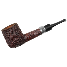 Castello Sea Rock Briar Milano Billiard with Silver Rice Band (61/150)