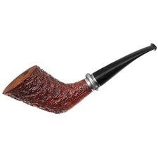 Castello Sea Rock Briar Zulu with Silver Bamboo Ring (106/150)