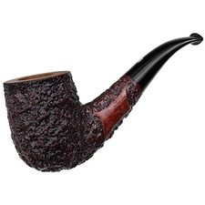 Castello Sea Rock Briar Bent Billiard (GGG)