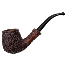 Castello Sea Rock Briar Bent Billiard (KK)