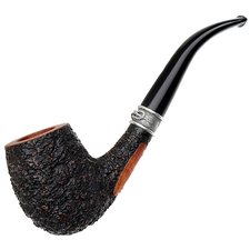 "Castello Sea Rock Briar ""Knot"" Bent Billiard (68.100)"