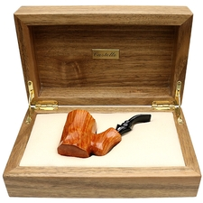 Castello Pezzo Unico Collection Great Line Fiammata Cherrywood (with Presentation Box) (14.09.2017)