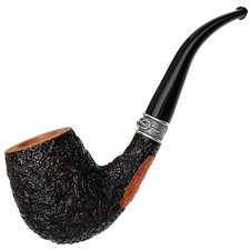 "Castello Sea Rock Briar ""Knot"" Bent Billiard (56.100)"