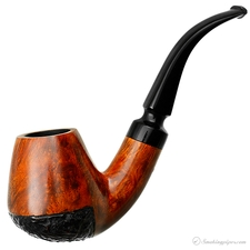 Johs Partially Rusticated Bent Brandy