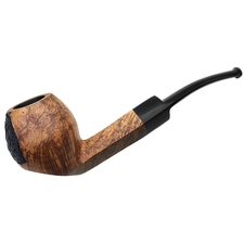 Johs Partially Rusticated Matte Bent Bulldog Sitter